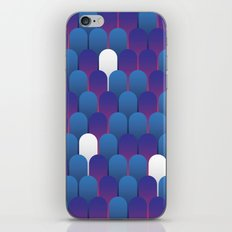 Abstract 16 iPhone & iPod Skin