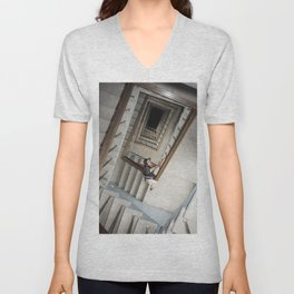 Into the Abyss Unisex V-Neck
