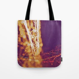 City (Light)s (Graffiti) 4 Tote Bag