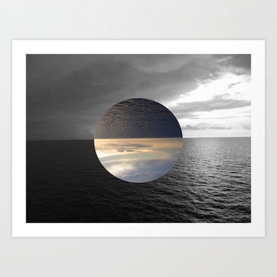 oceans Art Print