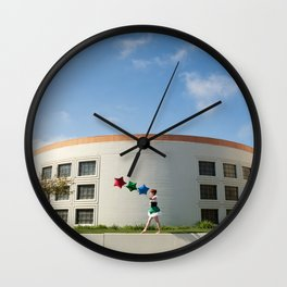 """Lucky Charms"" Wall Clock"