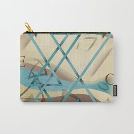 Abstractionist – Devoid of Reason Carry-All Pouch