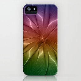 The Life of Colors iPhone Case