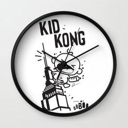 Kid Kong Wall Clock