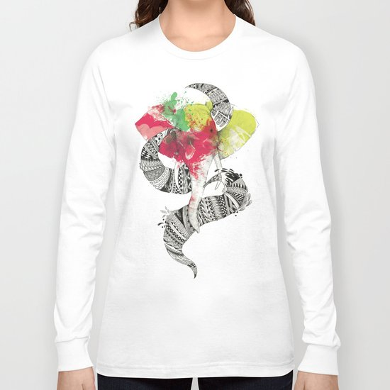 Art'lephant. Long Sleeve T-shirt