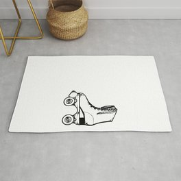 Roller Skate Rug