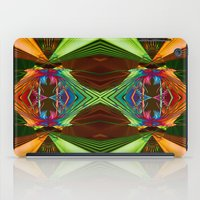 beaver iPad Cases featuring Beaver Traps by Robin Curtiss