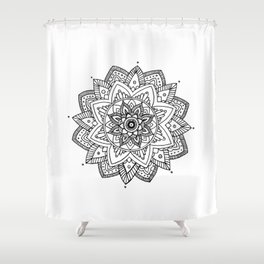 Lydia Shower Curtain