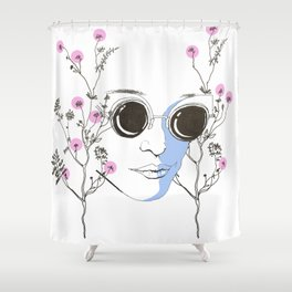 TAKE SHADE Shower Curtain