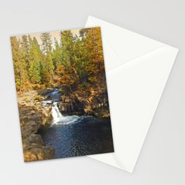 McCloud Falls 2 Stationery Cards