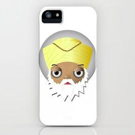 Guru Nanak  iPhone Case