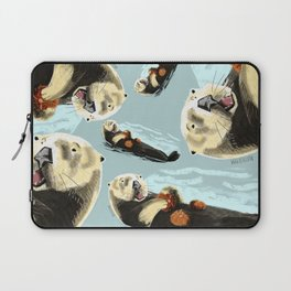 Sea Otter Laptop Sleeve