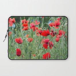 Wild poppies Laptop Sleeve