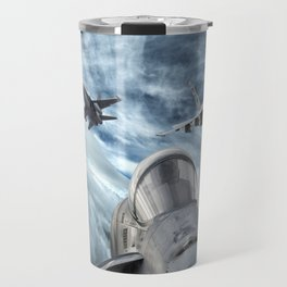 Swarm of Hornets Travel Mug