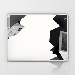 Liverpool Architecture - Cities Framed Liverpool Laptop & iPad Skin