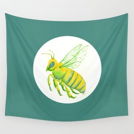 Honeybee Wall Tapestry