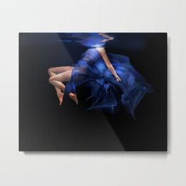 Buoyancy Metal Print