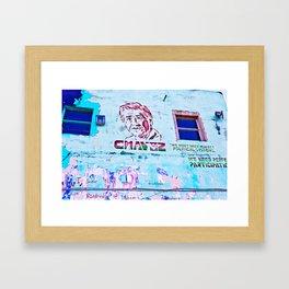 Chavez Framed Art Print