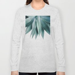 Agave fringe Long Sleeve T-shirt