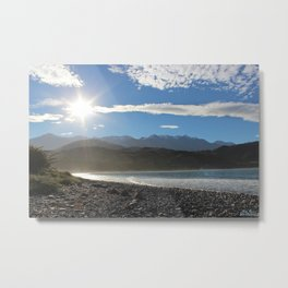 New Zealand - South Island Metal Print