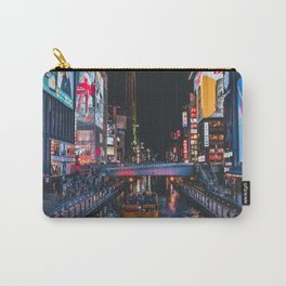Dontonbori Carry-All Pouch
