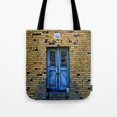 Blue Door 64 Tote Bag