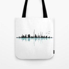 Music City Tote Bag
