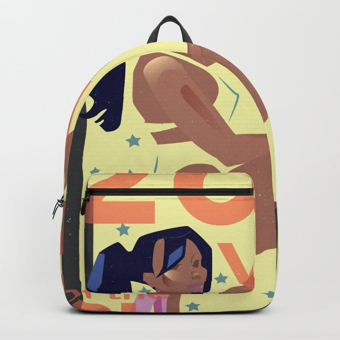 850c10f6ee Black Girl Magic 2018 Part 2 Backpack by peathefeary