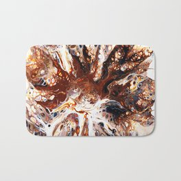 Deconstructed Caramel Sundae Bath Mat