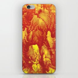 Molten iPhone Skin