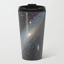 Andromeda Galaxy. Travel Mug