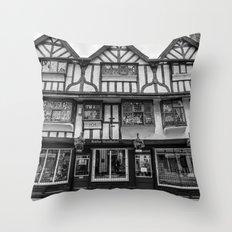 Mulberry Hall York Throw Pillow