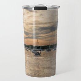 Hyannis sunset Travel Mug