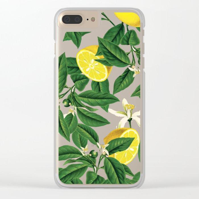 Lemonade #society6 #decor #buyart Clear iPhone Case