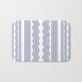 Verticals Bath Mat