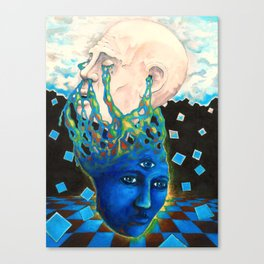Tomorrow Never Knows Canvas Print