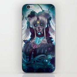 Sailor Muerte iPhone Skin