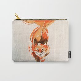 Experimental Media Fox Carry-All Pouch