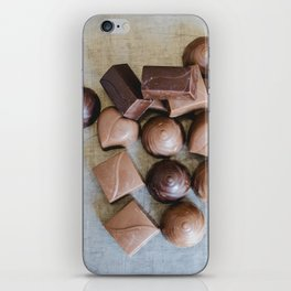 Chocolate 7 iPhone Skin