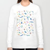 australia Long Sleeve T-shirts featuring Australia by Brigitte Huynh