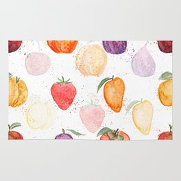 Fruit party Rug