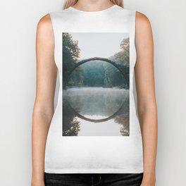 The Devil's Bridge - Landscape and Nature Photography Biker Tank