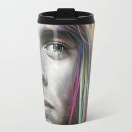'Dilated Pupil' Travel Mug
