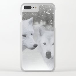 I Will Remember You Clear iPhone Case