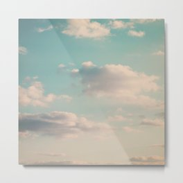 An endless affair with the upper atmosphere Metal Print