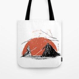 Sakura Showdown Tote Bag