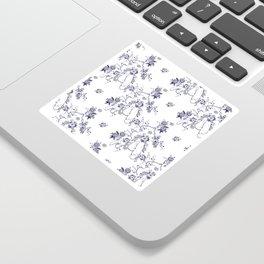 Penis Pattern Sticker