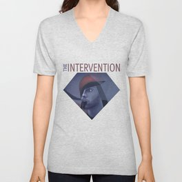 The Intervention Unisex V-Neck