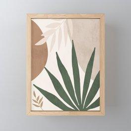 Modern Abstract Art 18 Framed Mini Art Print