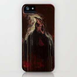 The Goat Thief iPhone Case